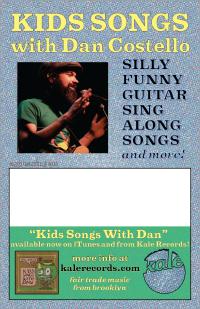 Dan Costello Kids Poster1-11x17