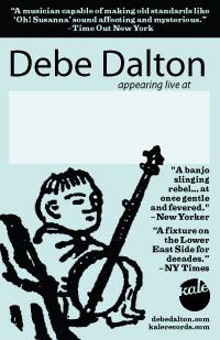 Debe Dalton Poster1-11x17